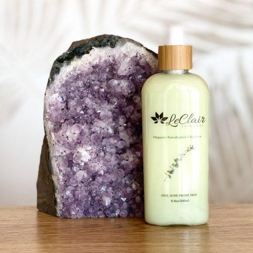 Scottsdale-Acne-Organic-Eucaplyptus-Cleanser-LeClair-Skincare